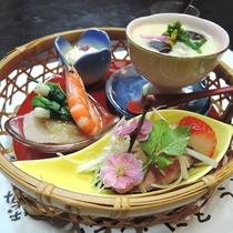 ご夕食一例◇前菜