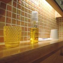 リニューアル客室◆光の間◆洗面台