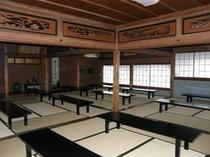 食堂(じきどう)