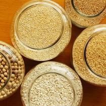 【朝食】五穀米の原材料??