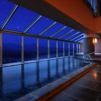 【大浴場】最上階5F