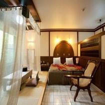 18畳ツインベッド和洋室