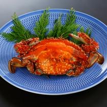 【単品料理】渡り蟹