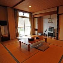 【客室一例】和室10畳のお部屋をご用意いたします。