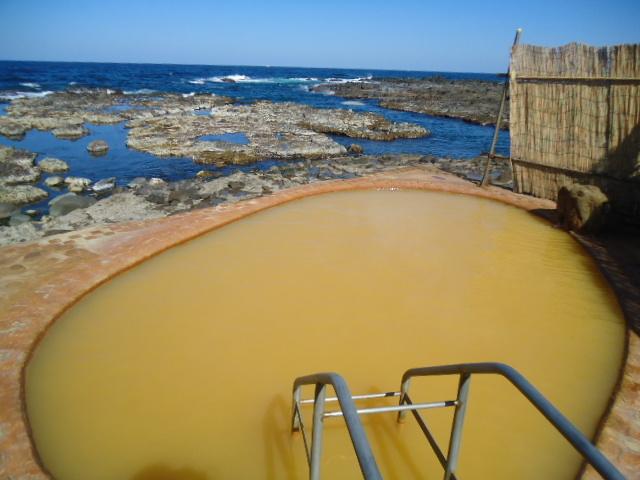 殺菌効果と保湿効果に優れた塩化物強塩泉