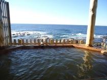 日本海パノラマ展望風呂