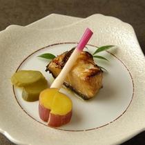 *焼き魚(ご夕食一例)