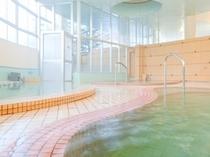 やさしい泉質のカルルス温泉
