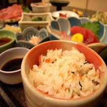 *夕食(全体)