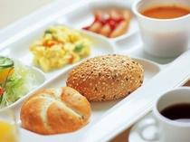 ホテル朝食♪