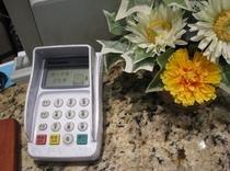 各種クレジットカードでお支払い可能