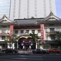 【周辺】歌舞伎座