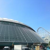 【周辺】東京ドーム