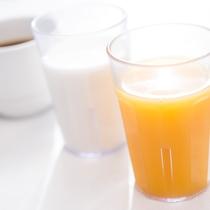 【朝食】お飲物
