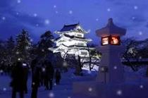 ◆弘前の四季◆ ~冬~ 雪灯篭まつり