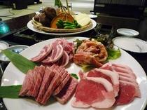 4種のお肉