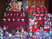 岩村城下町のおひな祭り
