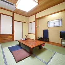 ◇【和室8畳】標準的なお部屋