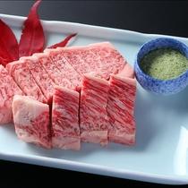 ■【極みの戦国料理】A5等級の飛騨牛150g。ジュワ~と脂がとろけます。※写真は1人前150g。