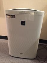 加湿機能付き空気清浄器