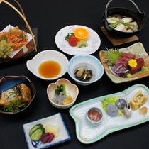*【焼津づくし】カツオ・マグロ・桜えびなど旬の食材をご堪能いただける人気メニューです。