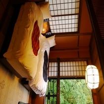 和洋室 ベッド