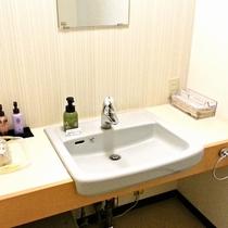 お部屋の洗面台