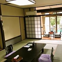 和室10畳の客室