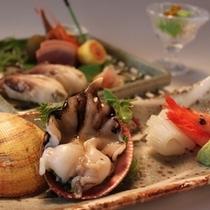 【初夏プラン】「丹後とり貝」は大きさも味も日本一