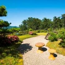 天橋立を眺める庭園付のお部屋もございます