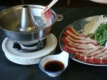 牛しゃぶしゃぶ鍋