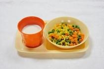 ペット料理 温野菜セット