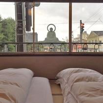 【和室22畳】高岡大仏さまが正面に見える、特別なお部屋