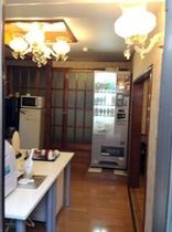 食堂自販機