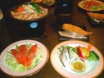 1月8日夕食