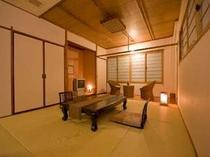 ☆半露天風呂付き客室☆
