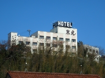 ホテル 外観