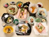 京会席料理(春)イメージ