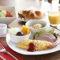 新・朝食(洋食)