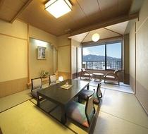 客室一例【富士山側和室】