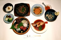 現金特価!■専門店むらくも提携1泊2食■C:特選だんだん御膳(のどぐろ&旬の味覚!料理¥3500)■