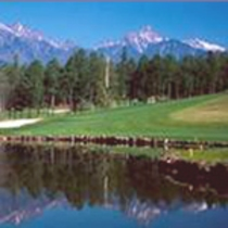 ゴルフと水面