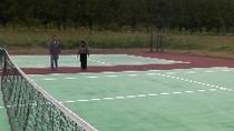テニスコート(コート使用料無料※一部プランは対象外)