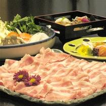 バーム豚鍋料理 一例