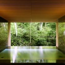 庭園大浴場3F「湧泉」15:00~25:00/5:00~9:30男女入替制