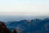 玉置山からの眺め