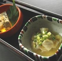 ふぐ前菜(3品)4