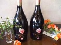薔薇の香りのするモスカートペタロ