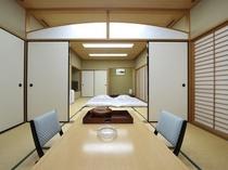 和室(6畳+10畳)【70平米】