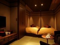 睡蓮花2F寝室